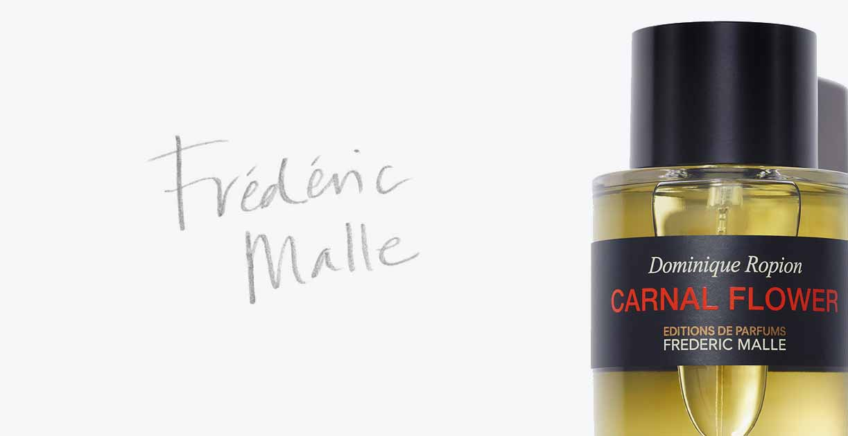 عطر زنانه کارنال فلاور از فردریک مال