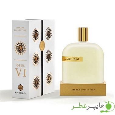 Amouage The Library Collection Opus VI
