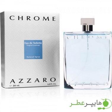 Azzaro Chrome Man 200ml