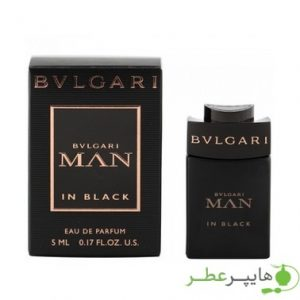 Bvlgari Man In Black Sample