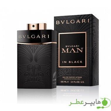 Bvlgari Man in Black All Black Edition