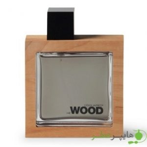 DSQUARED He Wood