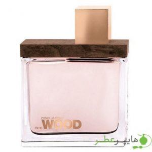 DSQUARED She Wood