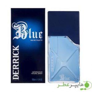 Derrick Blue Man