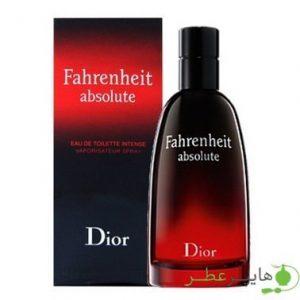 Dior Fahrenheit Absolute 50ml
