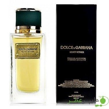 Dolce Gabbana Velvet Vetiver