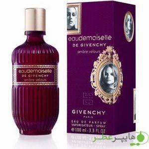 Eaudemoiselle de Givenchy Ambre Velours Woman