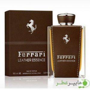 Ferrari Leather Essence