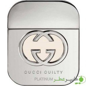 Gucci Guilty Platinum Gucci Woman