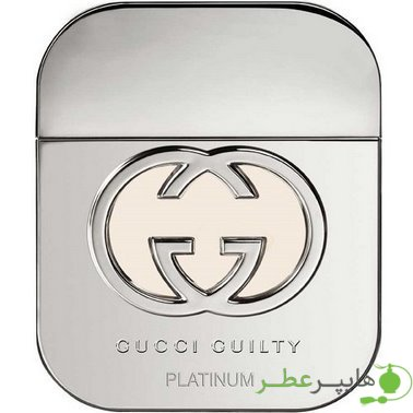 Gucci Guilty Platinum Gucci Woman 1