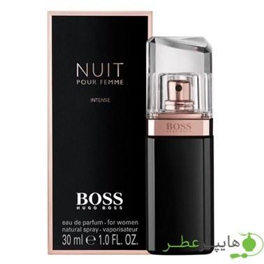 Boss Nuit Pour Femme Intense Hugo Boss