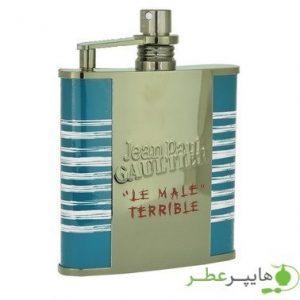Jean Paul Gaultier Le Male Terrible flask