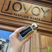 Jovoy Paris Incident Diplomatique