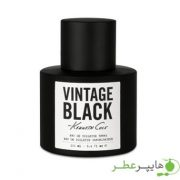 Kenneth Cole Vintage Black