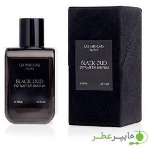 LM Parfums Black Oud