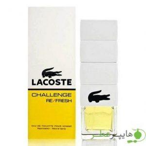 Lacoste Challenge Re Fresh