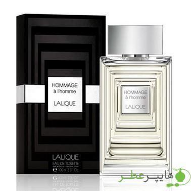 Lalique Hommage a L'Homme