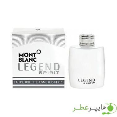 Legend Spirit Montblanc Sample