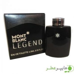 Mont Blanc Legend Sample