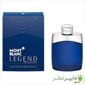 Mont Blanc Legend Special Edition 2012