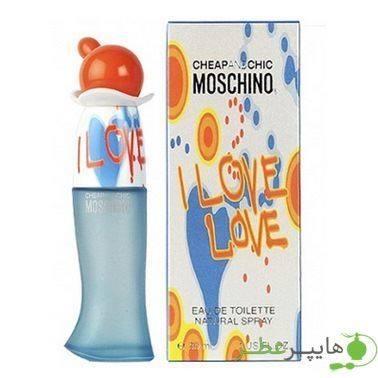 Moschino Cheap Chic I Love Love