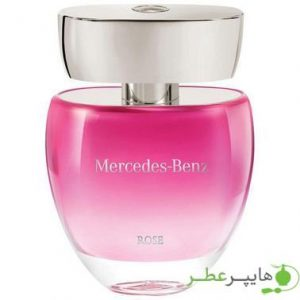 Rose Mercedes Benz woman