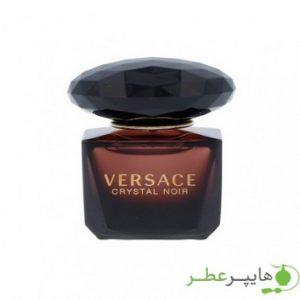 Versace Crystal Noir Sample