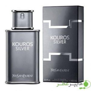 Yves Saint Laurent Kouros Silver