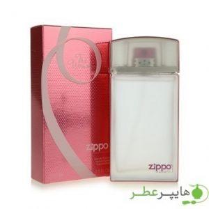 Zippo The Woman