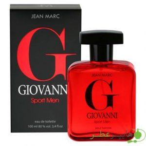 Jean Marc Giovanni Sport