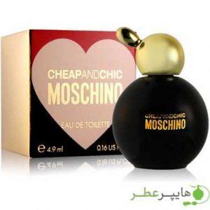 Moschino Cheap Chic Sample