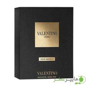 Valentino Uomo Noir Absolu Sample