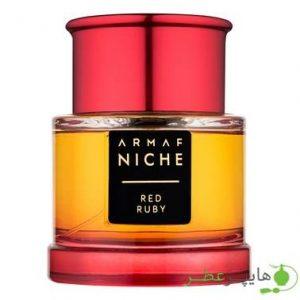 Niche Red Ruby Armaf