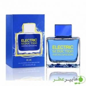 Antonio Banderas Electric Blue Seduction for men