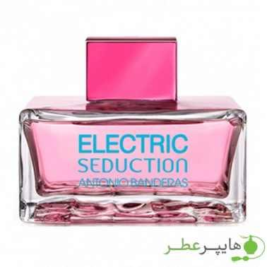Antonio Banderas Electric Blue Seduction for women