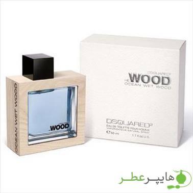 DSQUARED He Wood Ocean Wet Wood