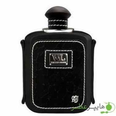 Alexandre.J Western Leather Black