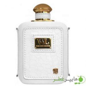 Alexandre.J Western Leather White