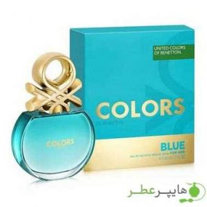 Benetton Colors de Benetton Blue
