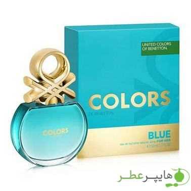 Benetton Colors de Benetton Blue