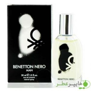 Benetton Nero for men