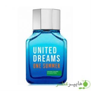 Benetton United Dreams One Summer for men