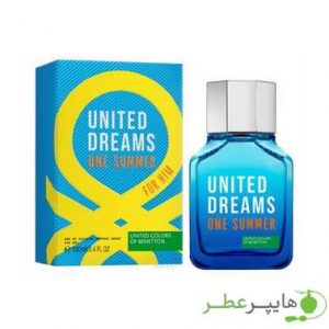 Benetton United Dreams One Summer for men