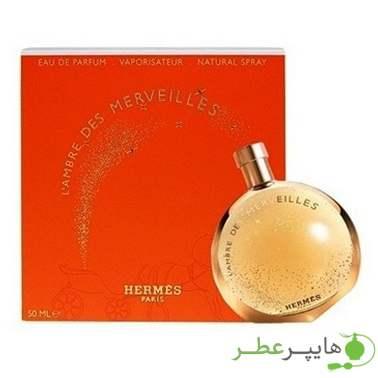 Hermes L Ambre des Merveilles