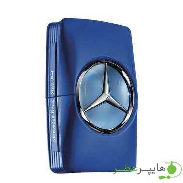 Mercedes Benz Man Blue 1