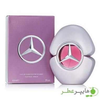 Mercedes Benz Woman