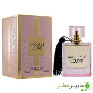 Fragrance World Amoure De Leuxe