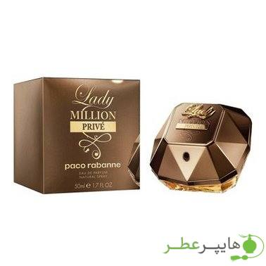 Paco Rabanne Lady Million Prive